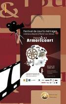 Couverture du livre « Armoricourt 2011 » de Collectif aux éditions Ex Aequo