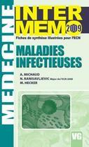 Couverture du livre « Maladies infectieuses » de Collectif aux éditions Vernazobres Grego
