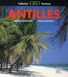 Couverture du livre « Antilles » de Pascale Desclos aux éditions De Lodi
