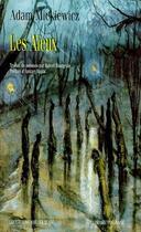 Couverture du livre « Les aïeux » de Adam Mickiewicz aux éditions Noir Sur Blanc