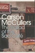 Couverture du livre « THE BALLAD OF THE SAD CAFE » de Carson Mccullers aux éditions Adult Pbs