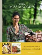 Couverture du livre « Chez Miss Maggie's kitchen » de Heloise Brion aux éditions Flammarion