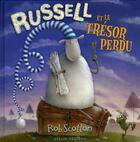 Couverture du livre « Russell et le trésor perdu » de Rob Scotton aux éditions Nathan