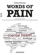 Couverture du livre « Beyond the words of pain » de Jerome Palazzolo aux éditions Complicites