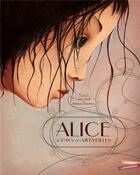 Couverture du livre « Alice au pays des merveilles » de Lewis Carroll et Rebecca Dautremer aux éditions Gautier Languereau