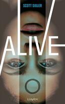 Couverture du livre « Alive » de Scott Sigler aux éditions Lumen