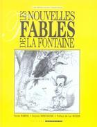 Couverture du livre « Les nouvelles fables de La Fontaine » de Morchoisne et Rampal aux éditions Intervista