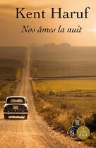 Couverture du livre « Nos âmes la nuit » de Kent Haruf aux éditions A Vue D'oeil