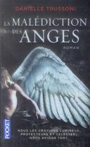Couverture du livre « La malédiction des anges » de Danielle Trussoni aux éditions Pocket
