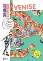 Couverture du livre « GRAINES DE VOYAGEURS ; Venise » de Elisabeth Dumont-Le Cornec aux éditions Graine2