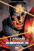 Couverture du livre « Captain America T.3 ; Nuke se déchaîne » de Carlos Pacheco et Rick Remender et Nic Klein aux éditions Panini