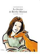 Couverture du livre « Le lévrier de Berthe Morisot » de Zau et Lena Oka aux éditions Sekoya