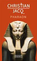 Couverture du livre « Pharaon » de Christian Jacq aux éditions Pocket