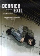 Couverture du livre « Dernier exil t.2 » de Jean-Michel Ponzio aux éditions Carabas