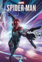 Couverture du livre « Spider-Man ; vélocité » de Emilio Laiso et Dennis Hallum aux éditions Panini