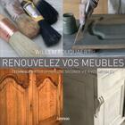 Couverture du livre « Renouvelez vos meubles » de Willem Foucquaert aux éditions Lannoo