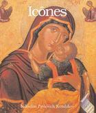 Couverture du livre « Icônes » de Nikodim Pavlovich Kondakov aux éditions Parkstone International