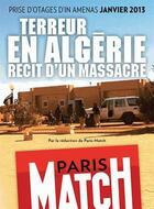 Couverture du livre « Terreur en Algérie, récit d'un massacre » de Redaction De Paris Match aux éditions Filipacchi