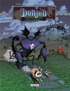 Couverture du livre « Donjon Antipodes ; - 9 999 , l'inquisiteur mégalomane » de Joann Sfar et Lewis Trondheim et Gregory Panacione aux éditions Delcourt