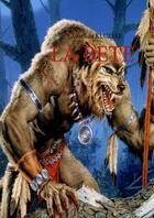 Couverture du livre « La bête » de Kluziak A aux éditions Books On Demand