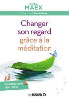 Couverture du livre « Attitudes et meditation » de Edel Maex aux éditions De Boeck Superieur