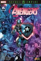 Couverture du livre « Avengers N.8 » de Avengers aux éditions Panini Comics Fascicules