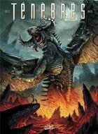 Couverture du livre « Ténèbres T.5 ; créatures » de Christophe Bec et Iko aux éditions Soleil
