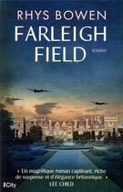 Couverture du livre « Farleigh field » de Rhys Bowen aux éditions City