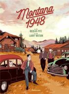 Couverture du livre « Montana 1948 » de Larry Watson et Nicolas Pitz aux éditions Sarbacane