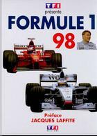 Couverture du livre « Une Saison De Formule 1 1998 » de Collectif aux éditions Tf1 Editions
