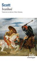 Couverture du livre « Ivanhoé » de Walter Scott aux éditions Gallimard