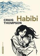 Couverture du livre « Habibi (Ne2016) » de Craig Thompson aux éditions Casterman