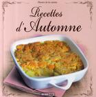 Couverture du livre « Recettes d'automne » de Brozinska Anastas. aux éditions Editions Esi