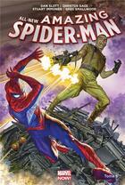 Couverture du livre « All-new amazing Spider-Man T.6 » de Slott/Immonen aux éditions Panini