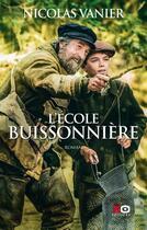 Couverture du livre « L'école buissonnière » de Nicolas Vanier aux éditions Xo