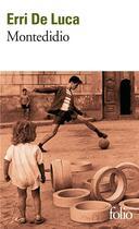Couverture du livre « Montedidio » de Erri De Luca aux éditions Gallimard