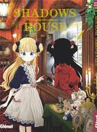 Couverture du livre « Shadows house T.1 » de So-Ma-To aux éditions Glenat