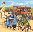 Couverture du livre « Les chevaliers » de Stephanie Ledu et Wouzit aux éditions Milan