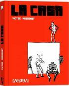 Couverture du livre « La casa » de Victor Hussenot aux éditions Warum