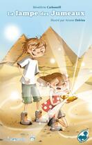 Couverture du livre « La lampe des jumeaux » de Benedicte Carboneill et Ariane Delrieu aux éditions Limonade