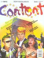 Couverture du livre « Content » de Rem Koolhaas aux éditions Taschen