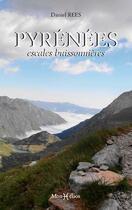 Couverture du livre « Pyrénées escales buissonnières » de Daniel Rees aux éditions Monhelios