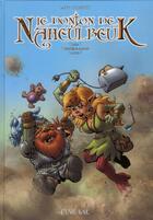 Couverture du livre « Le donjon de Naheulbeuk T.6 ; deuxième saison, partie 4 » de John Lang et Marion Poinsot aux éditions Clair De Lune