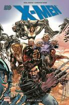 Couverture du livre « X-men ; first X-men » de Christos N. Gage et Neal Adams aux éditions Panini