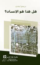 Couverture du livre « Si c'est un homme » de Primo Levi aux éditions Le Manuscrit
