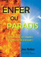 Couverture du livre « Enfer ou paradis ; rencontres de damnés et visions béatifiques » de Jean Mathiot aux éditions R.a. Image