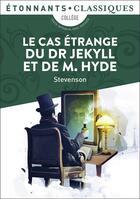 Couverture du livre « Le cas étrange du Dr Jekyll et de Mr Hyde » de Robert Louis Stevenson aux éditions Flammarion