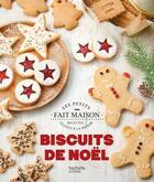 Couverture du livre « Biscuits de Noël » de Eva Harle aux éditions Hachette Pratique