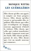 Couverture du livre « Les guérillères » de Monique Wittig aux éditions Minuit