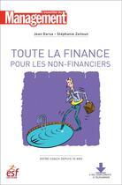 Couverture du livre « Toute la finance pour les non financiers » de Jean Darsa et Stephanie Zeitoun aux éditions Esf Prisma